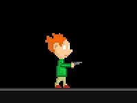 لعبة الطفل المشاكس وقتل الأمهات بالأسلحة القوية