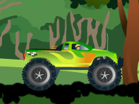 لعبة ناروتو والسيارة العجيبة