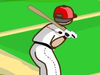 لعبة البيسبول الشيقة جدا