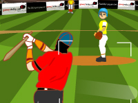 لعبة البيسبول الجديدة جدا