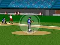 لعبة بيسبول قديمة