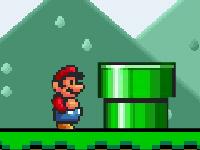 لعبة مغامرة ماريو الشقي