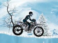 لعبة الدباب السريع والثلج الغزير