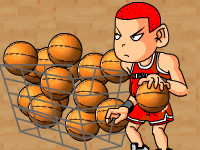 لعبة كرة السلة سلام دانك