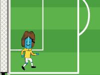 لعبة كرة القدم العجيبة