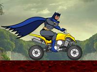 لعبة دراجة باتمان الخرافية