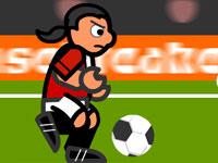 لعبة كرة القدم والتحدي الرهيب