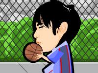 لعبة كرة السلة الشيقة للصغار