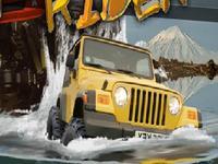 لعبة سباق الجبال الصفراء