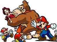 لعبة ماريو والعملات الذهبية