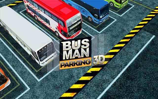 لعبة باركينج الباص الكبير