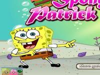 لعبة مغامرة سبونج بوب وصديقه باتريك