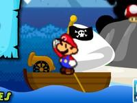 لعبة معركة ماريو البحرية
