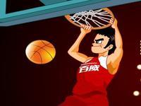 لعبة اوليمبياد كرة السلة