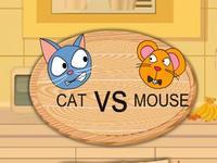 لعبة صراع القط والفأر