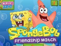 لعبة اصدقاء سبونج بوب
