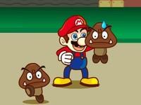 لعبة ماريو المقاتل