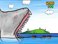 لعبة القرش الخارق