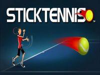 لعبة بطولة التنس
