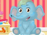 لعبة الفيل الصغير