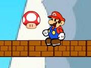 لعبة ماريو يعود للوطن
