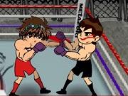 لعبة مباراة ملاكمة بن تن