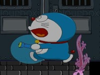 لعبة Doraemon الهارب