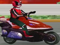لعبة بارور رينجرز وسباق الكبار