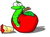 لعبة بازل التفاحة
