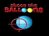 لعبة قنص البالونات