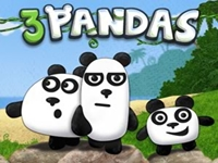 لعبة ثلاثي الباندا