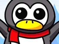 لعبة سباق البطريق
