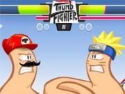 لعبة صراع الاصابع