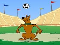 لعبة سكوبي دو لاعب الكرة