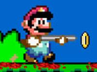 لعبة ماريو المسلح الخطيرة
