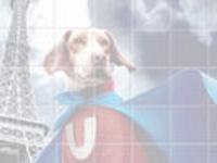 لعبة سوبر مان و الكلب الخطير