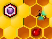 لعبة النحلة والعسلة