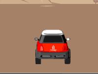 لعبة سباق سيارات ميني كوبر
