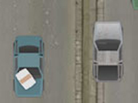لعبة مطاردة سيارات خطيرة