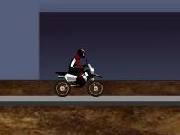 لعبة استعراض الدراجات النارية
