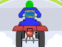 لعبة دراجات بولاريس