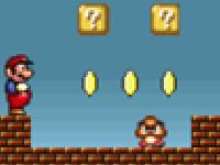لعبة مغامرات سوبر ماريو القديمة