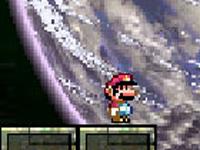 لعبة مغامرات سوبر ماريو في الفضاء