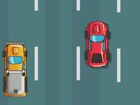 لعبة سيارات الشوارع الممتعة