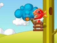 لعبة تفجير البالونات الممتعة