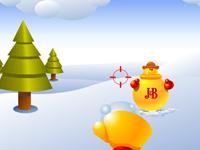 لعبة كرات الثلج الجديدة