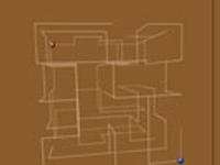 لعبة مغامرات المتاهة ثلاثية الابعاد
