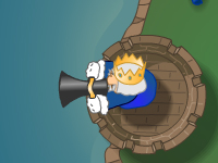 لعبة قتال حرب الملوك الخطيرة