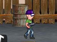 لعبة اكشن حرب العصابات