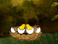 لعبة جمع البيض